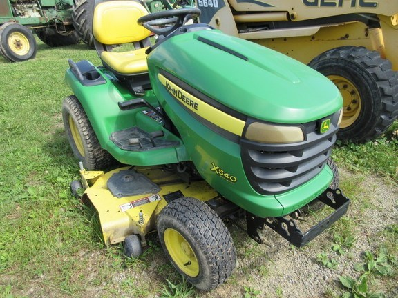 2008 John Deere X540 Lawn Mower For Sale