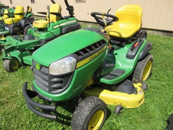 2015 John Deere D160 Lawn Mower For Sale