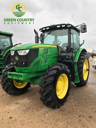 2014 John Deere 6140R Tractor For Sale