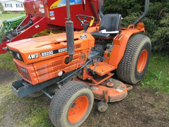 1987 Kubota B9200A Compact Utility Tractor For Sale