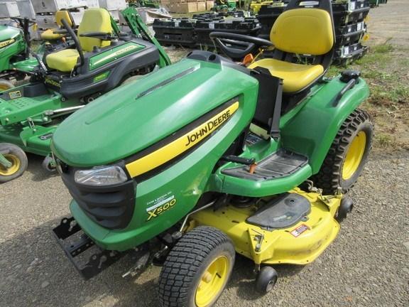 2006 John Deere X500 Lawn Mower For Sale
