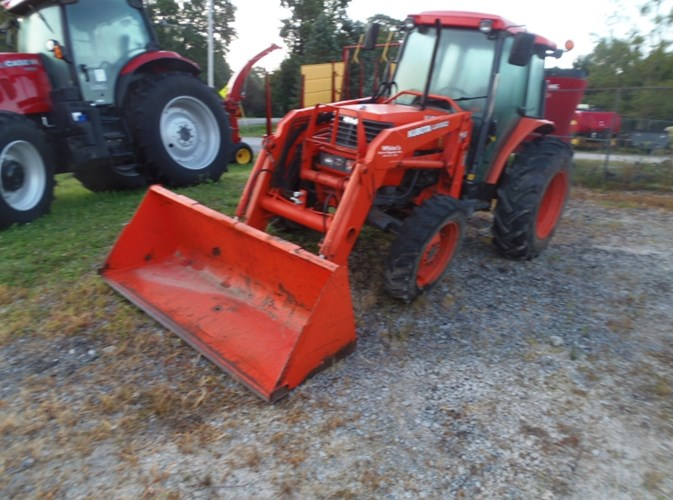 Kubota M6800 Tractor For Sale