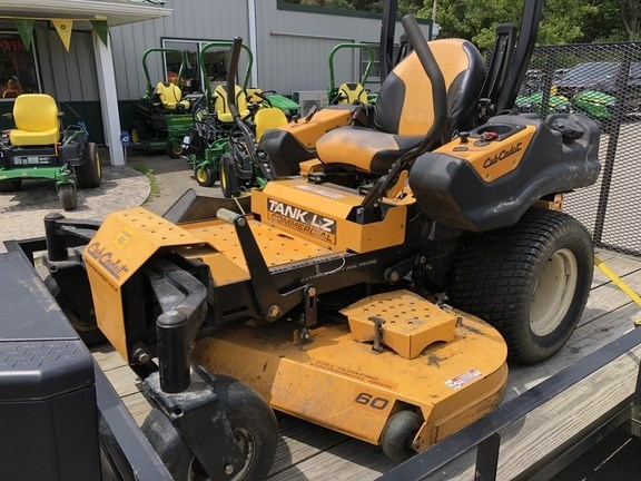 2012 Cub Cadet LZ60 KW Zero Turn Mower For Sale