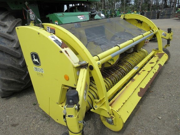 2010 John Deere 630 Forage Head-Windrow Pickup For Sale