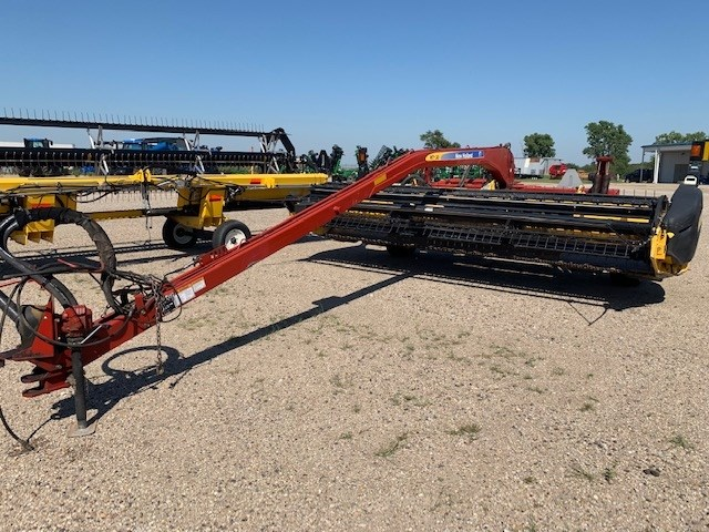 2013 New Holland H7150 Mower Conditioner For Sale