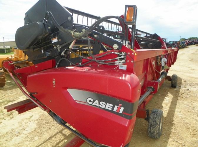 2009 Case IH 2020-25 Header-Auger/Flex For Sale