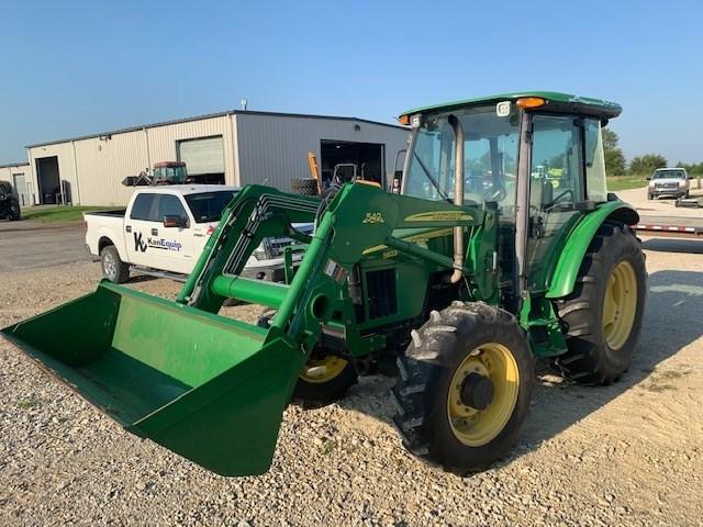 2008 John Deere 5603 Tractor For Sale