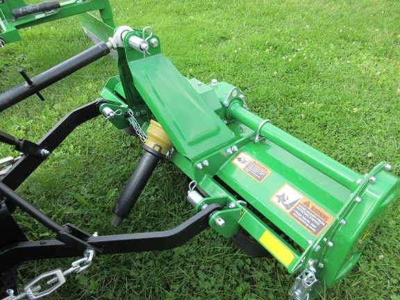 2018 John Deere 647 Rotary Tiller For Sale
