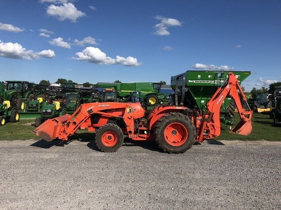 2015 Kubota MX5200D Tractor For Sale