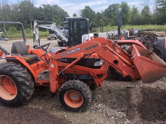 1999 Kubota L3010 Tractor For Sale