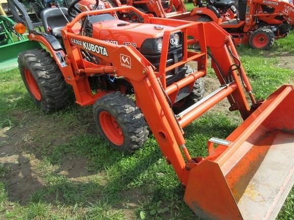 2009 Kubota B7500HSD Tractor For Sale