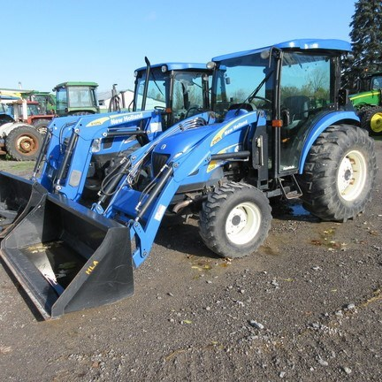 2008 New Holland T2410 Tractor For Sale