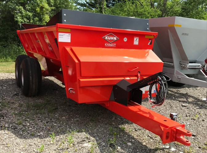 2019 Kuhn Knight SL118T Manure Spreader-Dry For Sale