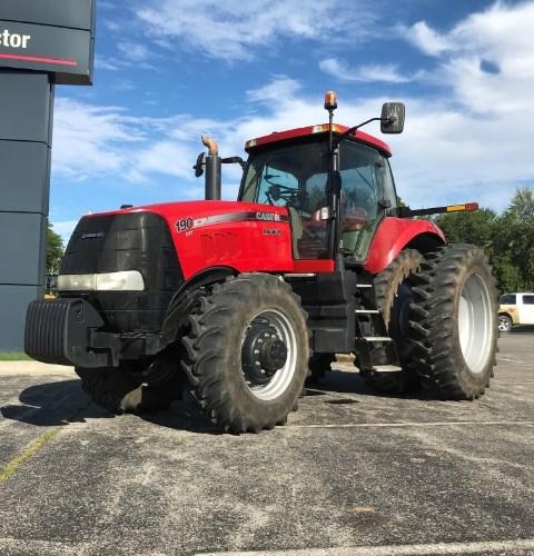 2010 Case IH MAGNUM 190 Tractor For Sale