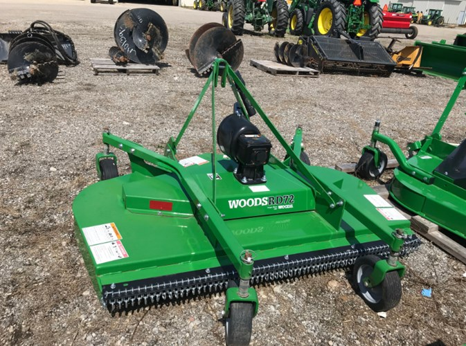 Woods RD72 Finishing Mower For Sale