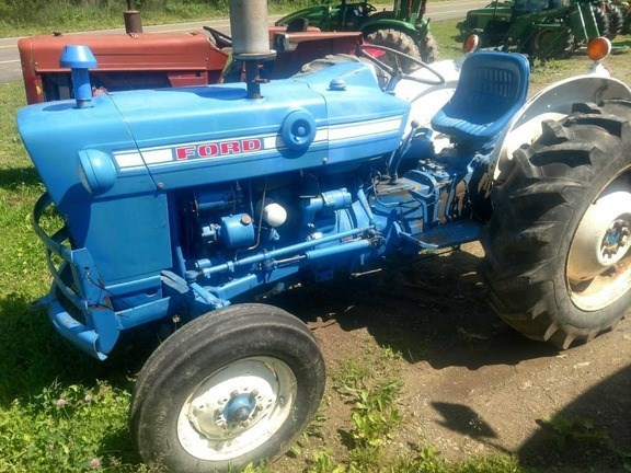 1970 Ford 3000 Tractor - Utility For Sale