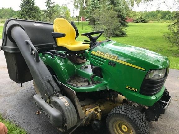 2002 John Deere X495 Lawn Mower For Sale