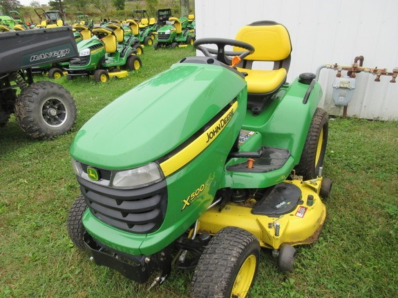 2011 John Deere X500 Lawn Mower For Sale