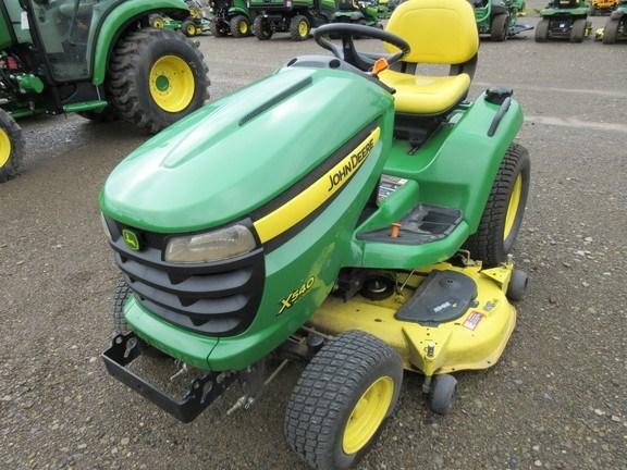 2009 John Deere X540 Lawn Mower For Sale