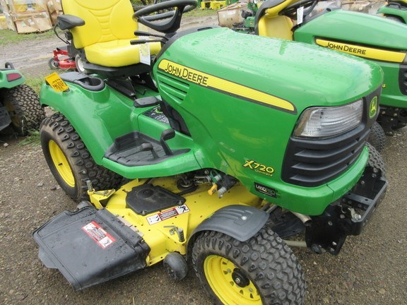 2012 John Deere X720 Lawn Mower For Sale 187 Landpro