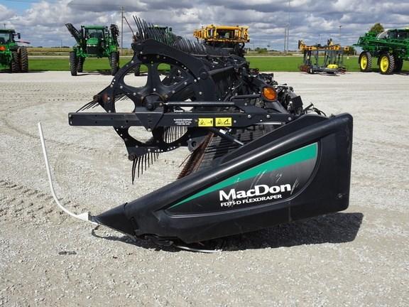 2013 MacDon FD75-45 Header-Draper/Flex For Sale