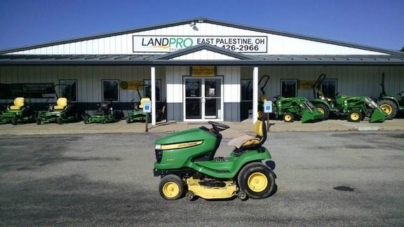 2011 John Deere X360 Lawn Mower For Sale