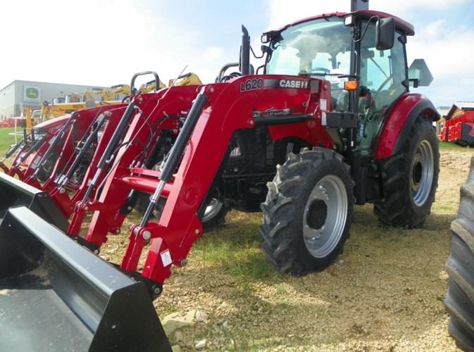 2020 Case IH Farmall 75C Tractor For Sale