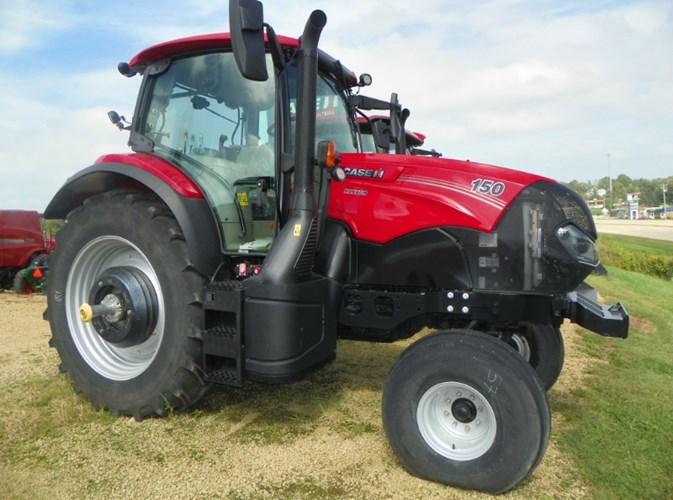 2018 Case IH Maxxum 150 Tractor For Sale