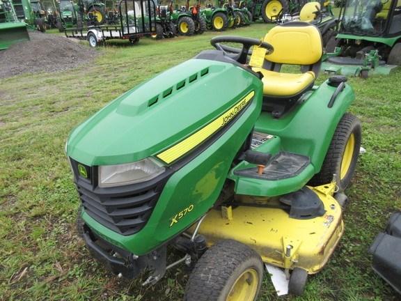 2017 John Deere X570 Lawn Mower For Sale