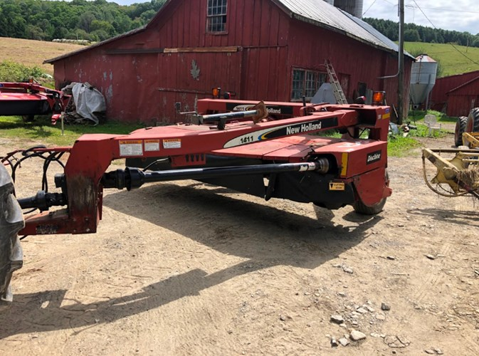 2008 New Holland 1411 Mower Conditioner For Sale
