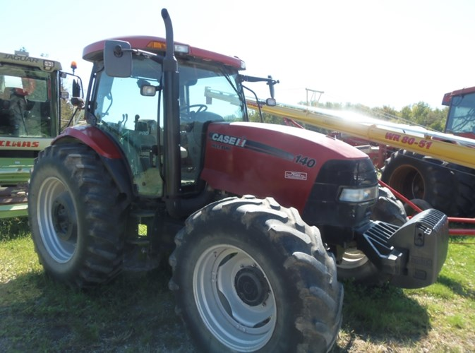 2008 Case IH 140 MaxPro Tractor For Sale