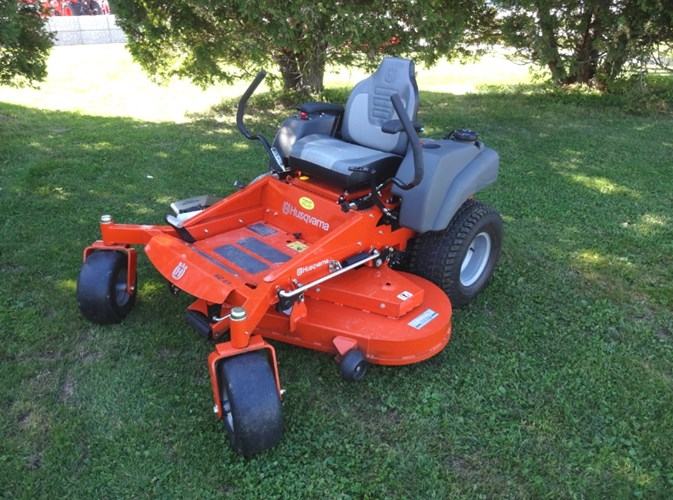 2018 Husqvarna MZ61 Zero Turn Mower For Sale