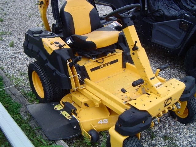 2016 Cub Commercial PRO Z 148S Zero Turn Mower For Sale