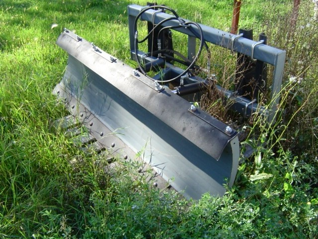 2012 Worksaver 6' SNOW BLADE Blade Front For Sale