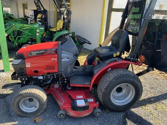 2014 Mahindra Max24 Tractor For Sale