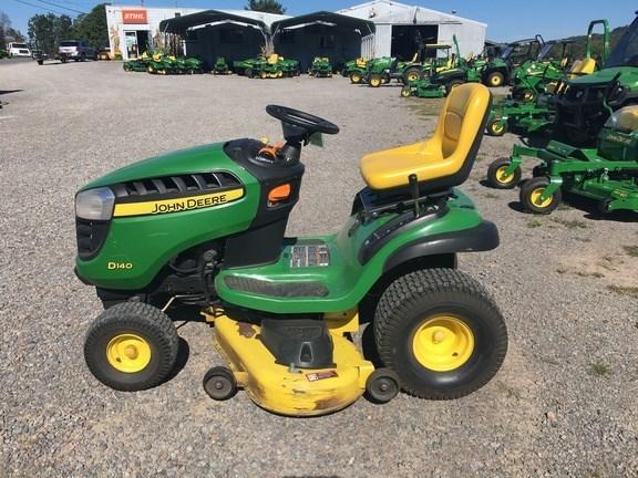 2013 John Deere D140 Lawn Mower For Sale