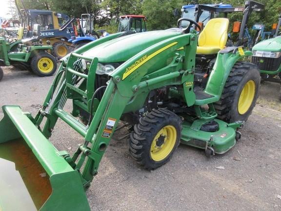 2012 John Deere 3520 Tractor For Sale