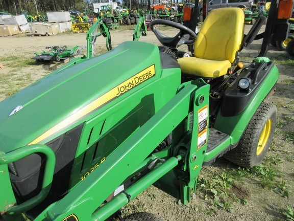 2014 John Deere 1025R Tractor For Sale