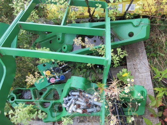 2010 John Deere 746 Front End Loader Attachment For Sale