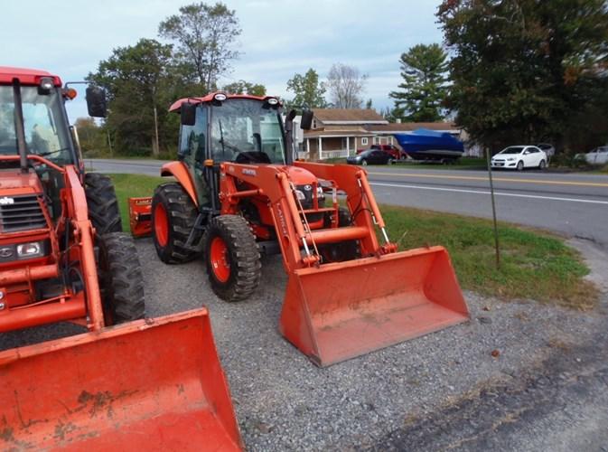 2014 Kubota M6060HDC Tractor For Sale