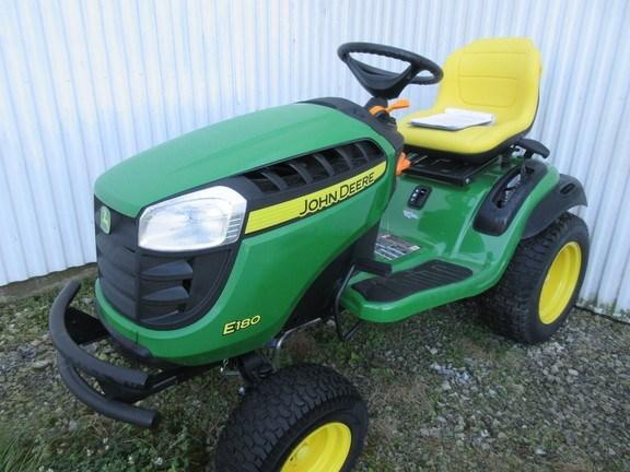 2019 John Deere E180 Lawn Mower For Sale