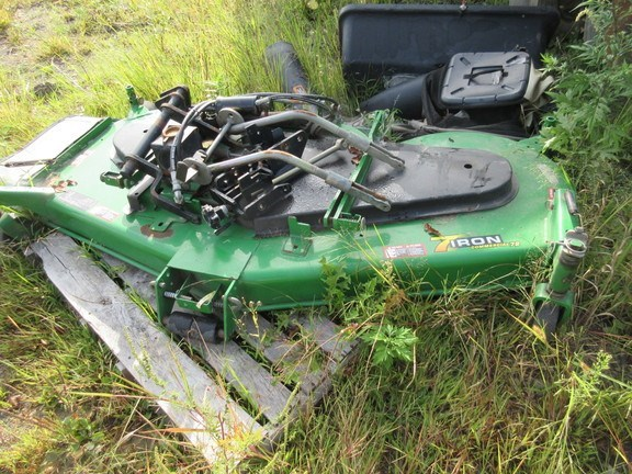 2008 John Deere 72D Mower Deck For Sale