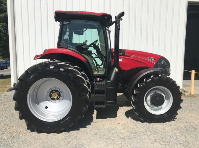 2018 Case IH Maxxum 145 Tractor For Sale