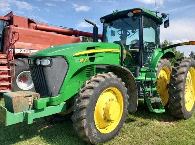 2011 John Deere 7930 Tractor For Sale