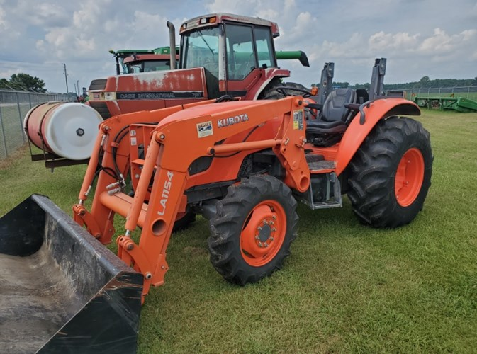 2015 Kubota M7060 Tractor For Sale