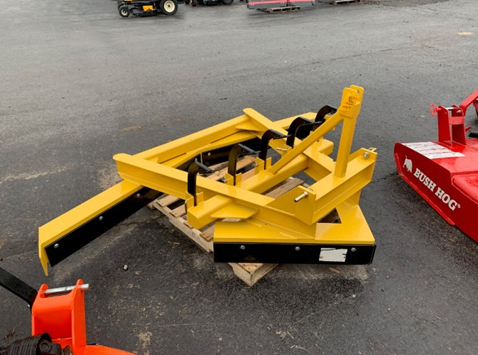 Custom 9' Scraper Scraper-Pull Type For Sale