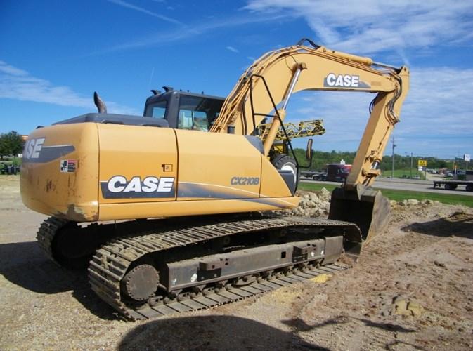2012 Case CX210B Excavator-Track For Sale