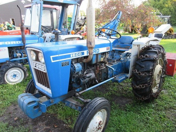 1979 Ford 1600 Tractor For Sale