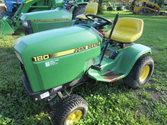 1988 John Deere 180 Lawn Mower For Sale