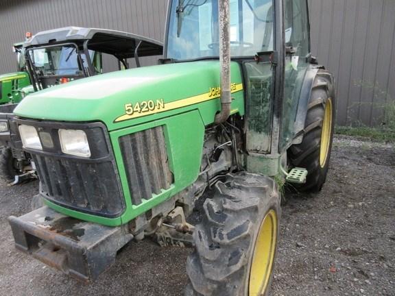 2004 John Deere 5420 Tractor For Sale